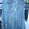 Shoalwater shawl
