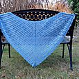 Prayer shawl for Kay