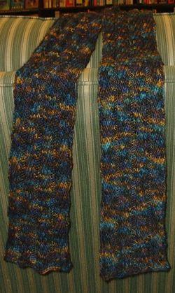 Beth's scarf