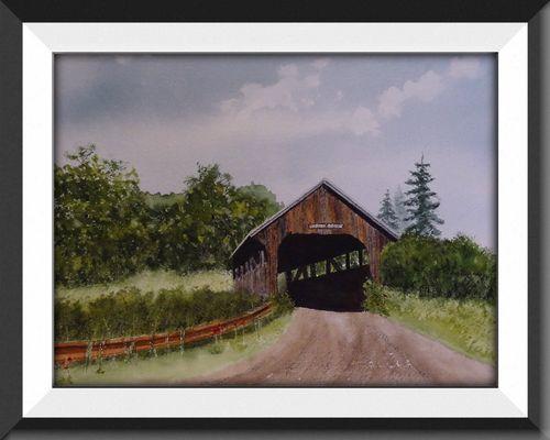 Coburn Bridge - Vermont
