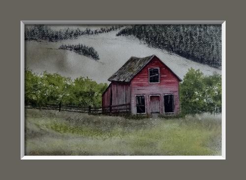 Merrit BC Abandoned House