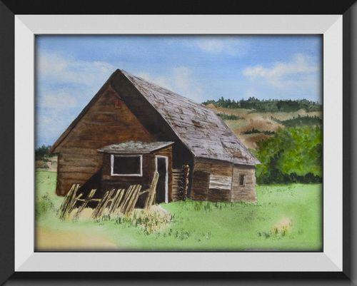 Kootenay Barn - British Columbia